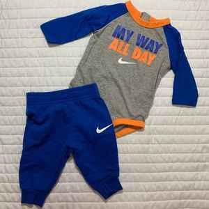 NY Knicks Nike 6 months Boy Outfit